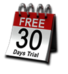 Free 30-day trial period